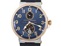 This extraordinary Ulysse Nardin timepiece stands out