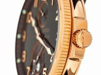 Ulysse Nardin Maxi Marine Chronometer 41mm 18kt Rose