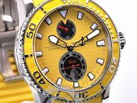 The perfect watch for Water Sports Bright Yellow