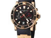 8006-102-3A/926 Ulysse Nardin This watch features
