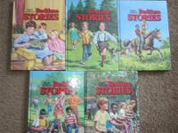 I have a set of Uncle Arthur's Bedtime Stories books,
