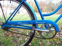 Hey. I am marketing a quite nice original women schwinn