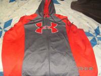 Under Armour Hooded Jacket- Brand New