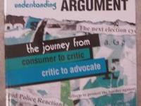 Understanding Argument The journey from consumer to