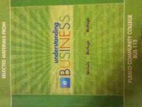 Ninth edition Understanding Business. Nickels McHugh.