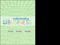 Understanding Business by Nickels/McHugh Ninth Edition