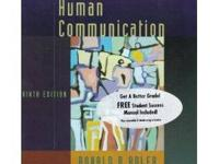Understanding Human Communication, Ninth Edition by