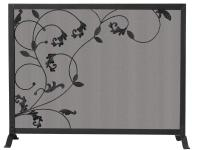 With its traditional black wrought iron finish, our