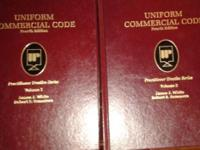 Like New West Uniform Commercial Code 4th Edition Vol 1