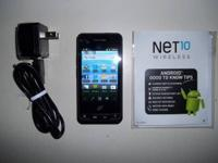 Net10 UMX Smartphone Included Battery Lithium-ion Size