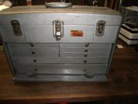 This is an older Union Steel Chest Corp. machinists