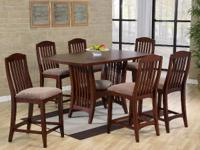 BRAND NEW TABLE AND 4 CHAIRS FOR $425 MANY OTHER STYLES