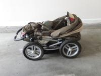 I am offering my German stroller, it is in excellent