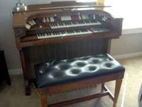 If you're looking for a beautiful organ, (sound and