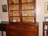 Beautiful Antique Buffet Set - I have had many