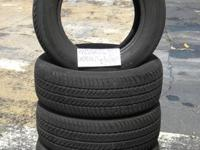 SET OF 4 USED TIRE Uniroyal TigerPaw 2256016  	FOR MORE