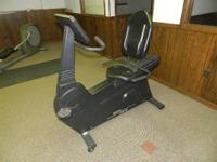 Unisen Star Trac stair climber machine, model