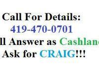 ||Licensee: Cashland Financial Services, Inc. PB  .