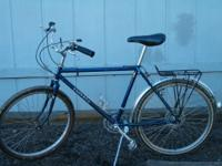 This is a very nice 10-speed mens Univega brand