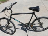 I have a great old Univega bike with brand new Hybrid