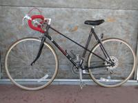 Univega Mixte 10 Speed CR-MO Road Bike Bicycle Hidden