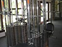 Universal Gym Equipment created the very first