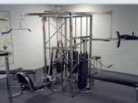 School district surplus universal gym in good