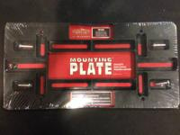 I have a brand new universal fit license plate mounting