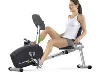 Brand new recumbent bike -- still in the box. The