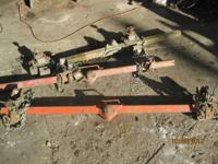THIS POSTING IS FOR A HEAVY DUTY TRAILER HITCH / TOW