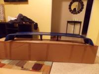 Universal trunk spoiler with LED dimensions are 56.5""