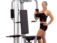 Marcy by Impex universal workout machine.