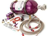 The ZEX™ 4-6 Cylinder Wet Nitrous Kit is a