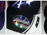 University of Evansville Fitted Baseball Hats.....Brand