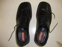 Dress Shoes. Black Color. In Good Condition. Size 12