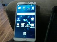 I have a unlock verizon note 3 white comes with 2 cases