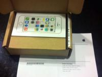 Brand New & Factory Unlocked Apple iPhone 5S
