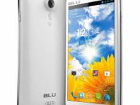 UNLOCKED BLU STUDIO 5.O CELL PHONE IN BLACK OR WHITE,