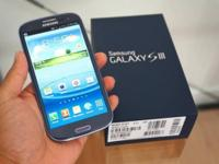 Samsung Galaxy S3 S III SCH-I535 -16GB - Blue (Verizon)