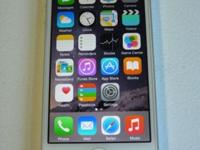White iPhone 5 16gb Factory Unlocked Excellent
