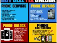 COME UNLOCK YOUR PHONE 4S OR 5 FROM ATT SPRINT TMOBILE
