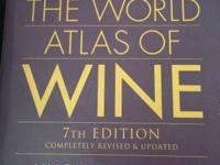 New World Wine book, brand new.  Price is firm. If