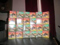 Text Only 48 complete sets, unopened in original