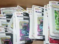 Have around 80 unopened pokemon packs asking 4.00 each