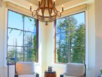 The sophisticated design of this remarkable estate is a