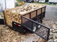 -Unseasoned firewood for $150 a cord -Can deliver up to