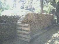 Unseasoned Hardwood for sale. Oak, Red Oak, Beech,