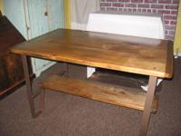 I have a very unusual kitchen/dinning table for sale.