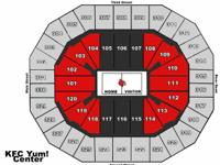 I have the following UofL Men's Basketball tickets