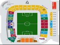 $60 per ticket or all (3) for $150 totalSection 37 Row